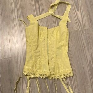 NWOT Frederick's of Hollywood corset